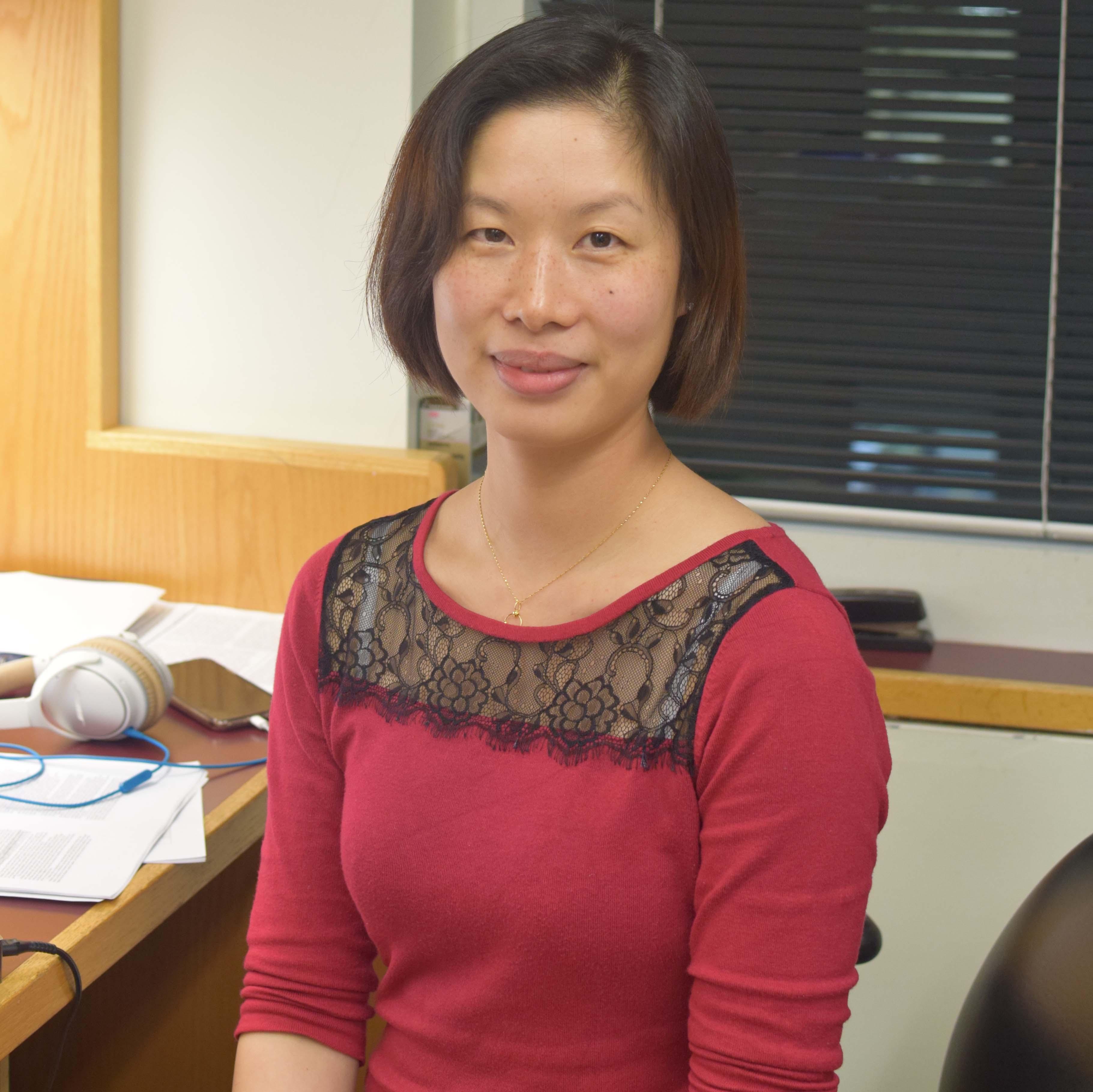 Yingying Zhang : Postdoc